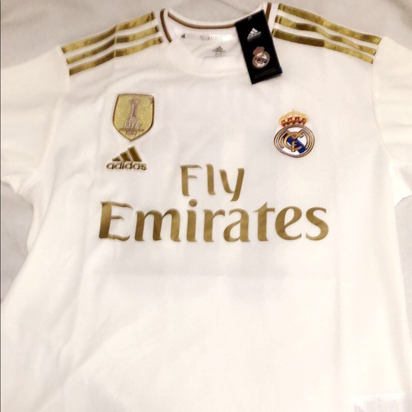 quality design 47c06 205ab New Real Madrid 2019/2020 soccer jersey NWT